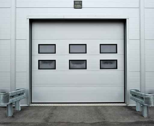 Industrial Garage Door Ogden Utah