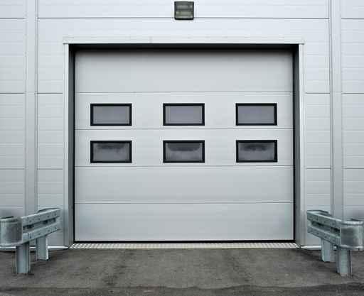 Sectional garage doors advanced door garage doors for Garage doors in utah