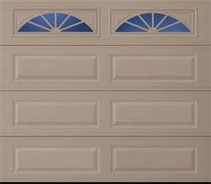 Traditional garage doors advanced door garage doors for Garage door repair ogden utah